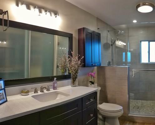 Bathroom Remodeling Contractor Design genhawk construction - kitchen and bath remodeling contractor