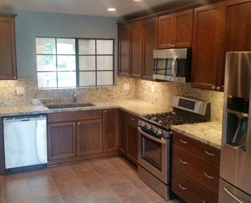 mandalay bay oxnard kitchen remodel - genhawk construction