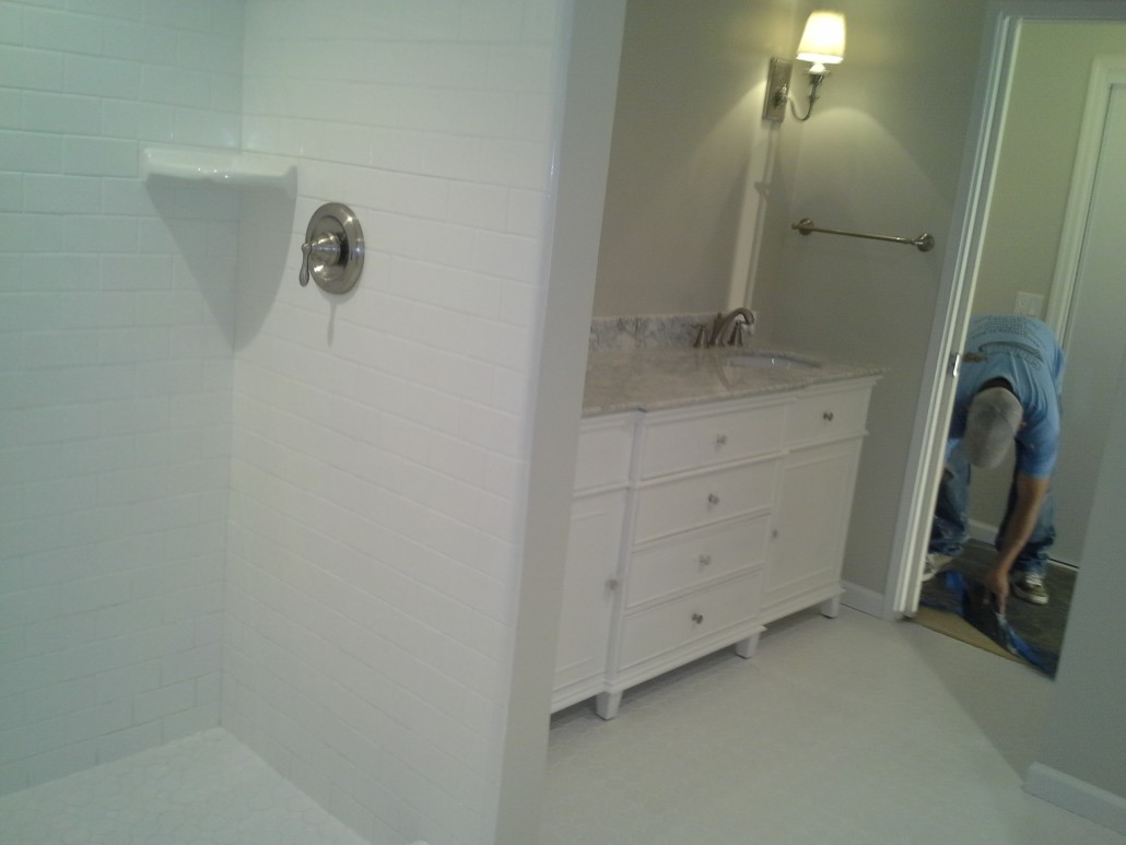 Santa Barbara Bathroom Remodel